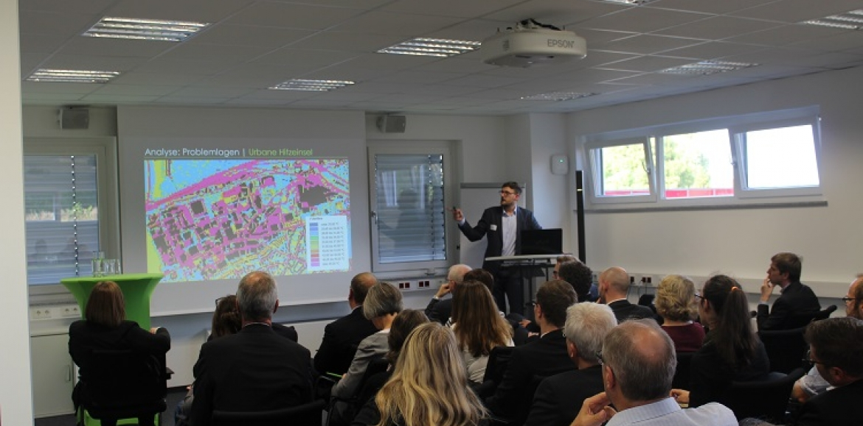 Innovation Business Park - zukunftsfähige Weiterentwicklung des Gewerbegebietes Dorstfeld-West in Dortmund