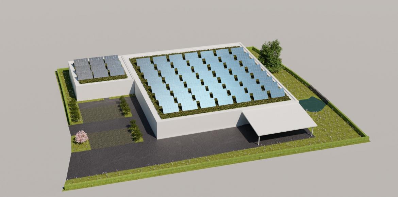 Beispielhafte Konzeption Nachhaltiges Gewerbegebiet