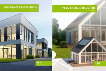 Plus-Energie-Siedlung