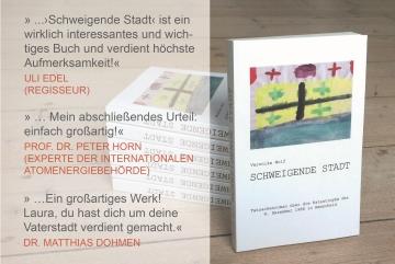 """Hinweis // """"Schweigende Stadt"""" - Veronika Wolf veröffentlicht Tatsachenroman zum Flugzeugabsturz von Remscheid"""