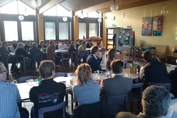 Veranstaltung // 1. Kooperationskonferenz im Gewerbegebiet Leverkusen-Fixheide