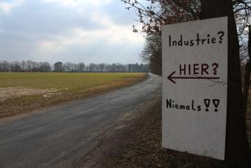 Artikel // Diskussion um das geplante Gewerbegebiet Wildeshausen-Nord