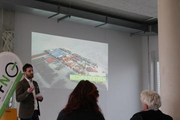 Frankfurt am Main // Präsentation des Klimaschutzteilkonzepts für das Gewerbegebiet Fechenheim Nord/Seckbach