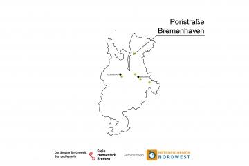 4. Veranstaltung // Ressourceneffiziente Nachbarschaften im Industrie- und Gewerbegebiet Poristraße in Bremerhaven
