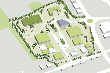 Projekt // Rahmenplan für das nachhaltige und klimaneutrale Gewerbegebiet Primsaue II einstimmig vom Gemeinderat Nalbach beschlossen