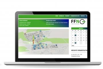 """TV-Beitrag // Zum Start des """"Grünen Kraftwerks"""" im Gewerbegebiet Fechenheim/Nord in Frankfurt am Main"""