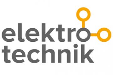 Vortrag // Messe Elektrotechnik 2017 in Dortmund