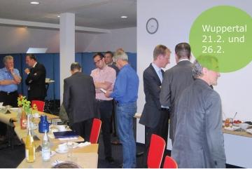 Veranstaltung // Info Veranstaltungen zur Förderung von Klimaschutz in Industrie- udn Gewerbegebieten in Wuppertal