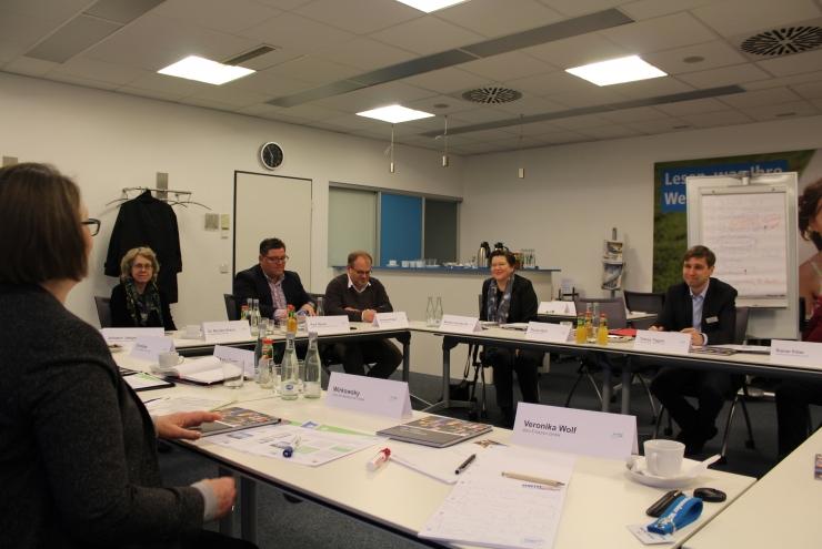 Veranstaltung // 1. Workshop zur Umsetzungsphase im Gewerbegebiet Dorstfeld West