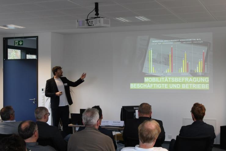 Veranstaltung // Vorstellung des Klimaschutzteilkonzepts für das Industriegebiet Obere Leimbach/Martinshardt in Siegen