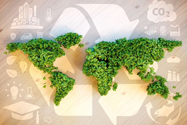 Artikel // Corona-Effekt: 4 Zukunftsszenarien für Wirtschaft und Gesellschaft