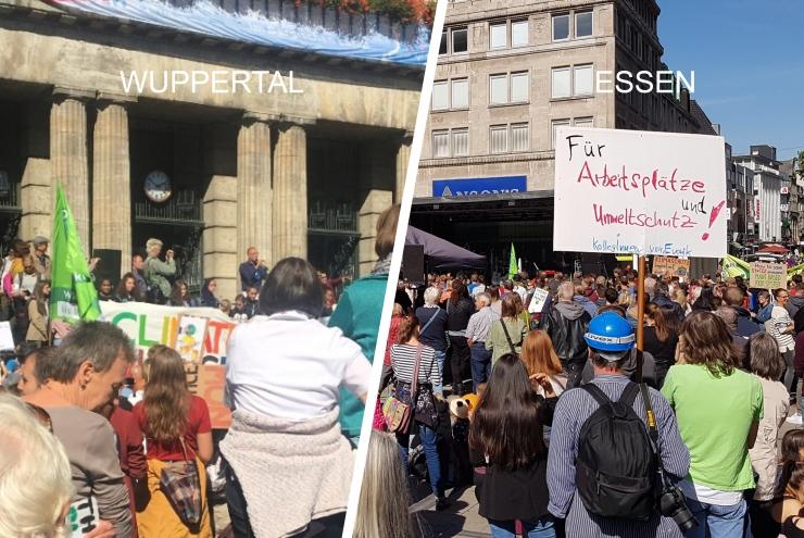 Veranstaltung // Klimastreik am 20. September
