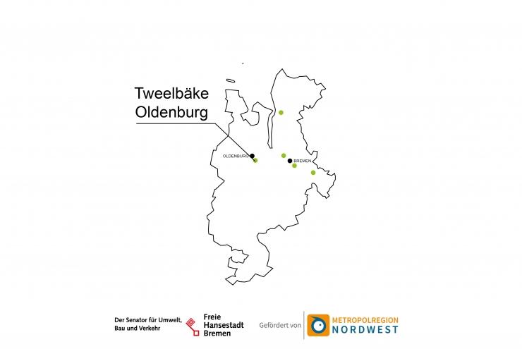 1. Veranstaltung // Ressourceneffiziente Nachbarschaften im Industrie- und Gewerbegebiet Tweelbäke in Oldenburg