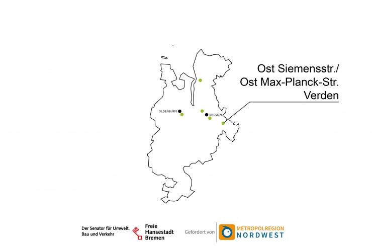 5. Veranstaltung // Ressourceneffiziente Nachbarschaften im Industrie- und Gewerbegebiet Ost Siemensstr./Ost Max-Planck-Str. in Verden