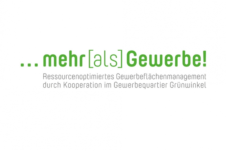 Gewerbequartier Karlsruhe-Grünwinkel // Start des Quartiersbüros
