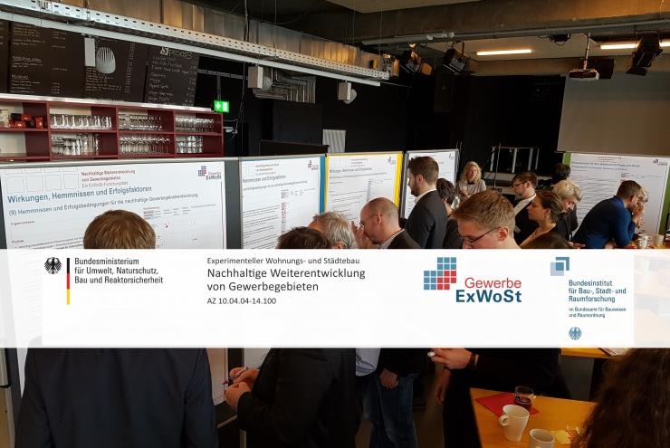 """Veranstaltung // ExWoSt-Fachkonferenz """"Vergessene Stadträume – Weiterentwicklung von Gewerbegebieten im Bestand"""""""